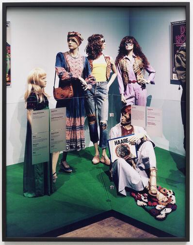"Annette Kelm, 'Münchner Stadtmuseum, 25.1.2013 - 15.9.2013 ""Geschmackssache - Mode der 70er Jahre""', 2014"