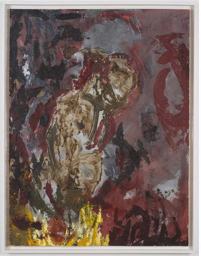 Kianja Strobert, 'Uncanny Valley', 2014