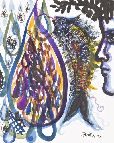 Zaida del Río, 'Series Alto de la mina II', 2003