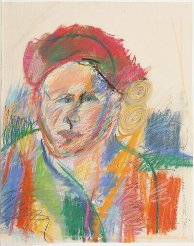 Fay Lansner, 'Portrait of Y', 1958