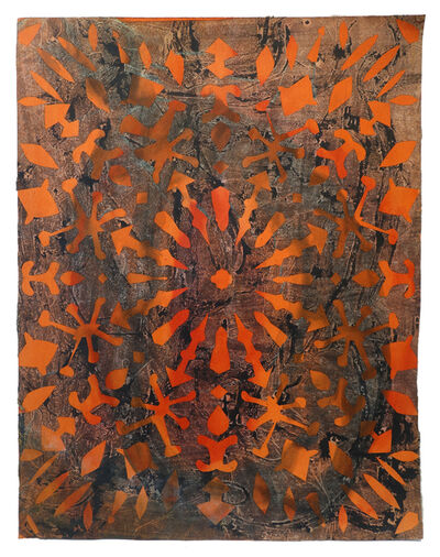 May Wilson, 'Untitled (Snowflake)', 1958