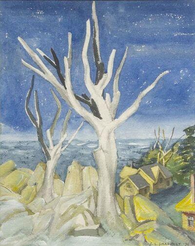 Jack Shadbolt, 'White Tree Victoria', 1939