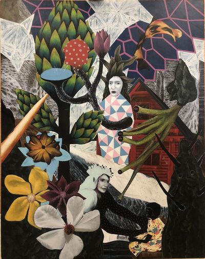 Rodel Tapaya, 'A Fairy's Abode', 2019