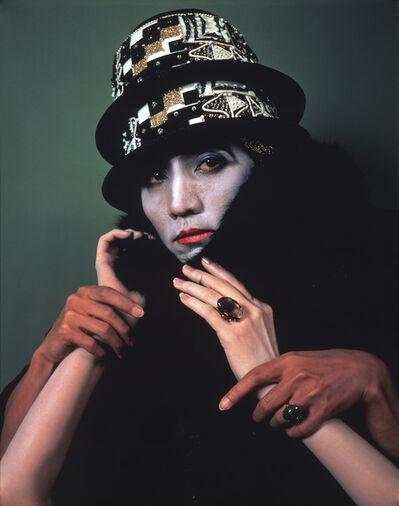 Yasumasa Morimura, 'Doublonnage (Marcel)', 1988