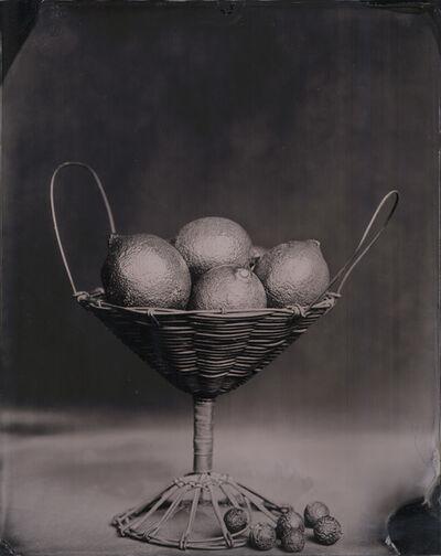 Robert Maxwell, 'Lemons in Basket', 2001