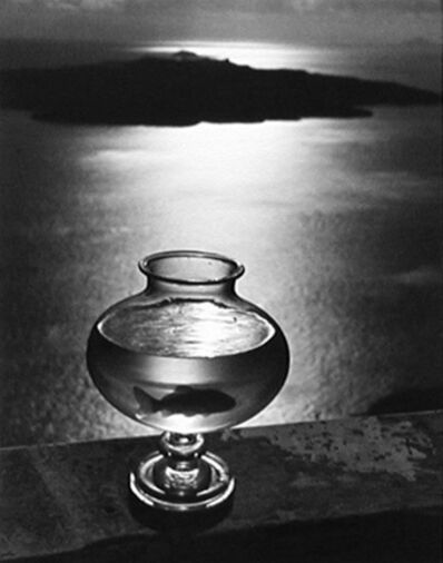 Herbert List, 'Goldfish Bowl, Santorini, Greece', 1937