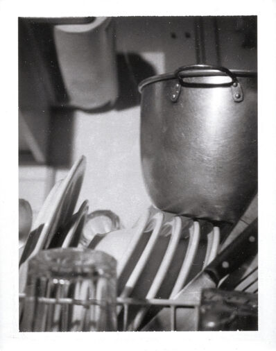 Robert Therrien, 'No title (dish rack)', 2004