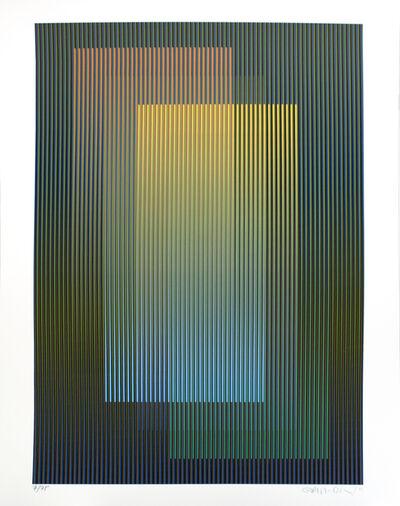 Carlos Cruz-Diez, 'Color Aditivo Serie Rosmira', 2011