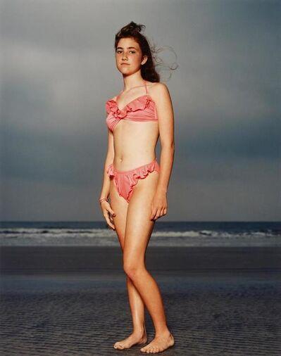 Rineke Dijkstra, 'Hilton Head Island, SC, USA, June 22, 1992', 2000