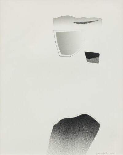 Deborah Remington, 'Trace Series #10', 1978