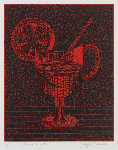 Yayoi Kusama, 'Lemon Squash (Kusama 158)', 1992