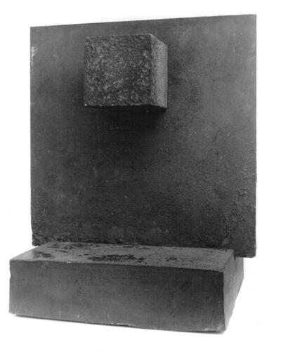 Giuseppe Spagnulo, 'Stele', 1982
