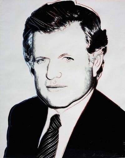 Andy Warhol, 'Edward Kennedy (FS II.240)', 1980