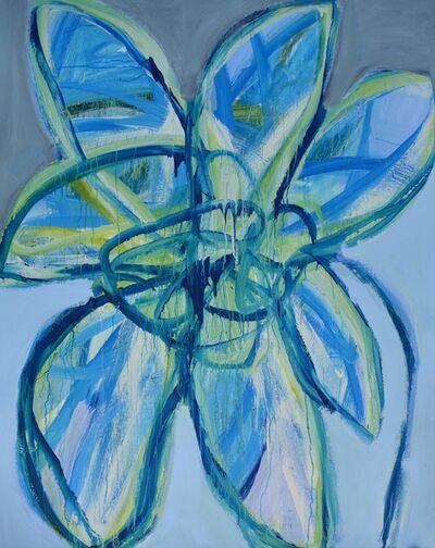 Brenda Zappitell, 'Flower III', 2018