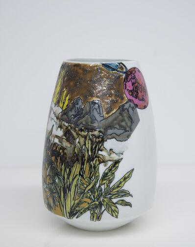 Future Retrieval, 'Apocalyptic Space Vase', 2016