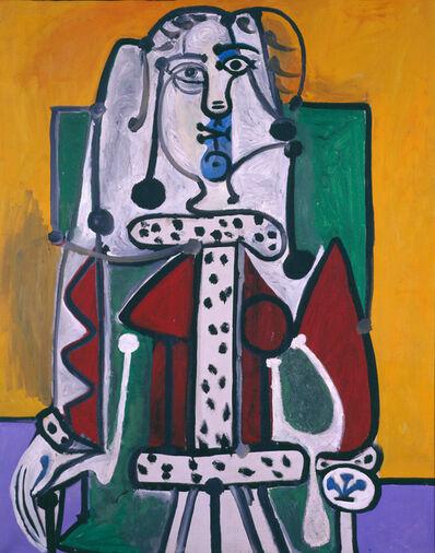 Pablo Picasso, 'Femme dans un fauteuil ', 1948
