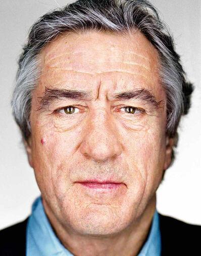 Martin Schoeller, 'Robert De Niro', 2007
