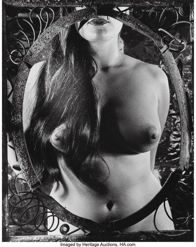 Clarence John Laughlin, 'Hair Cascade', 1958