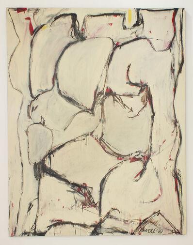 Edward Dugmore, 'Series X #2', 1969