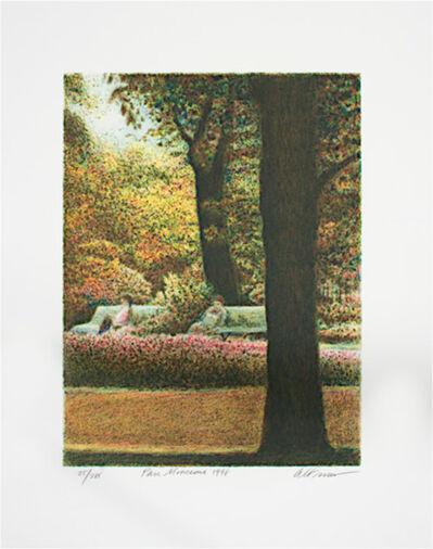 Harold Altman, 'Parc Monceau', 1998