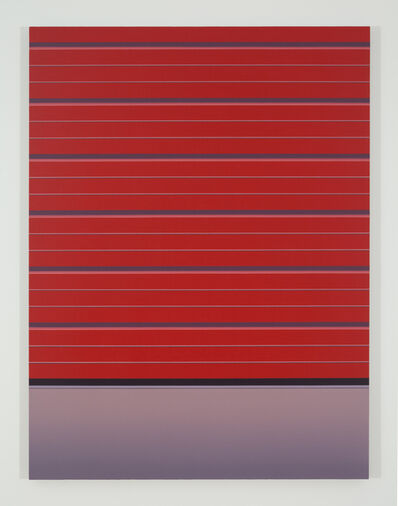 Pierre Dorion, 'Red Gate', 2015