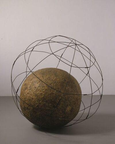 Michelangelo Pistoletto, 'Globe (Mappamondo)', 1966-1968