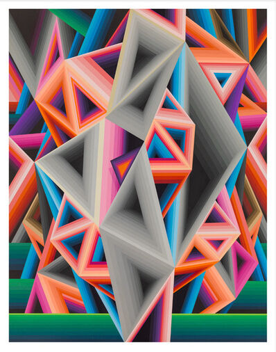 James Marshall (Dalek), 'Triangulation', 2015