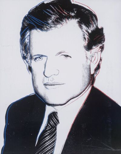 Andy Warhol, 'Edward Kennedy', 1980