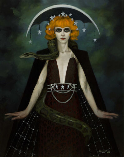 """Laurie Lee Brom, '""""Marchesa', 2018"""