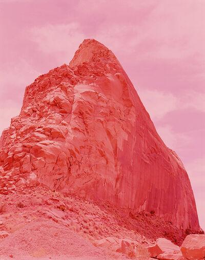 David Benjamin Sherry, 'Comb Ridge Split, Bears Ears National Monument, Utah', 2018