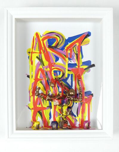 Bernard Saint Maxent, 'Art art art', 2020