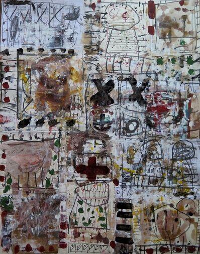 Vigintas Stankus, 'Collage VIII', 2015