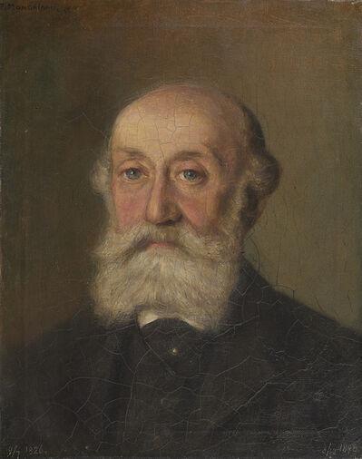 Piet Mondrian, 'Portrait d'un vieillard'