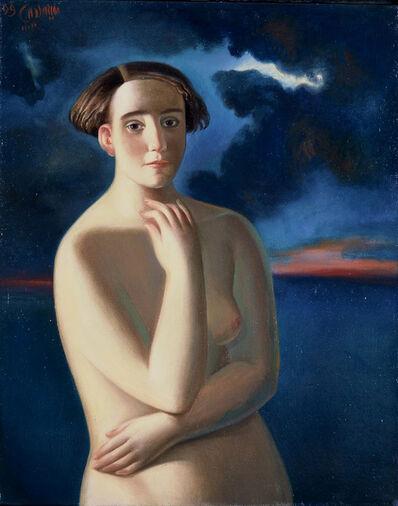 Afifa Aleiby, 'The Night', 1999