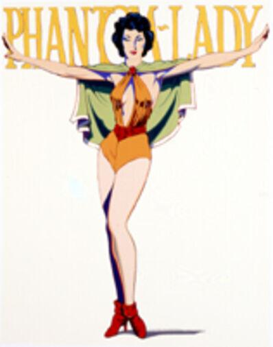 Mel Ramos, 'Phantom Lady'