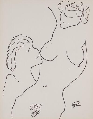 Man Ray, 'Les Deux Amies'
