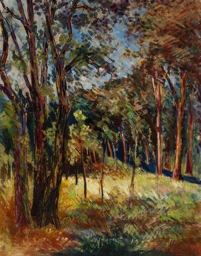 Jean Dufy, 'Sous-Bois'