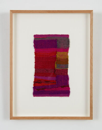 Sheila Hicks, 'Wedge of Truth', 2017