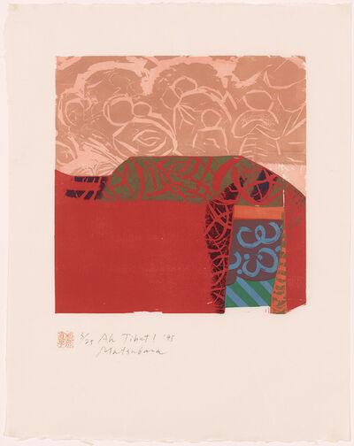 Naoko Matsubara, 'Ah Tibet', 1995