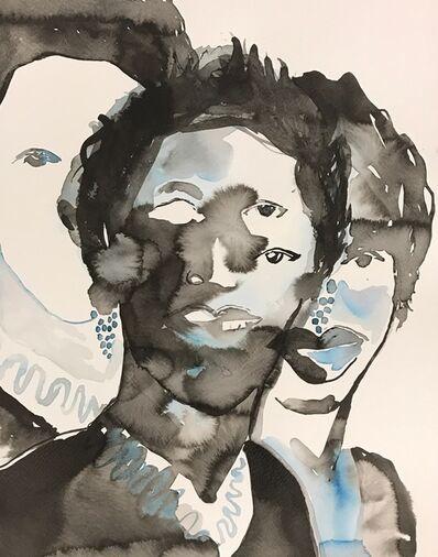 Kambui Olujimi, 'Untitled from Walk With Me, series', 2018
