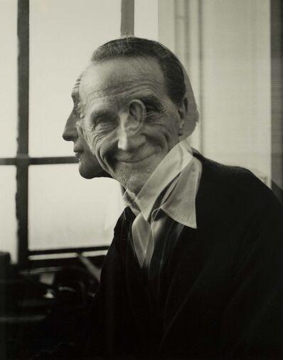 Victor Obsatz, 'Duchamp surimpression', March 1953