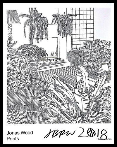 Jonas Wood, 'Jonas Wood Prints ', 2018