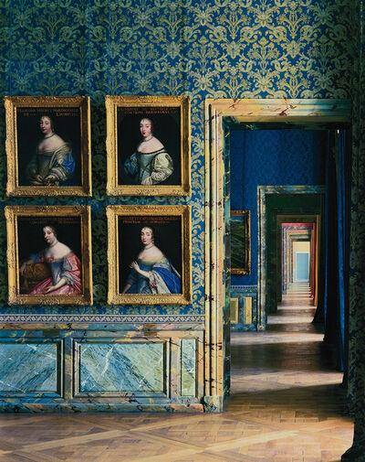 Robert Polidori, 'Cabinet de Beautées, Château de Versailles', 1985
