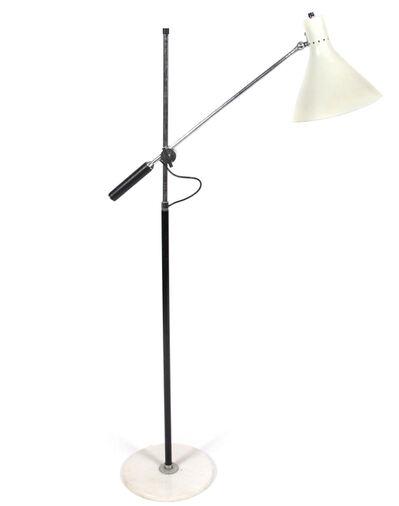 Arredoluce, 'One-Arm Floor Lamp', 1960s