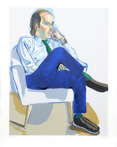 235953292b Alice Neel, 'Portrait of Hartley Stockton Neel', 1981