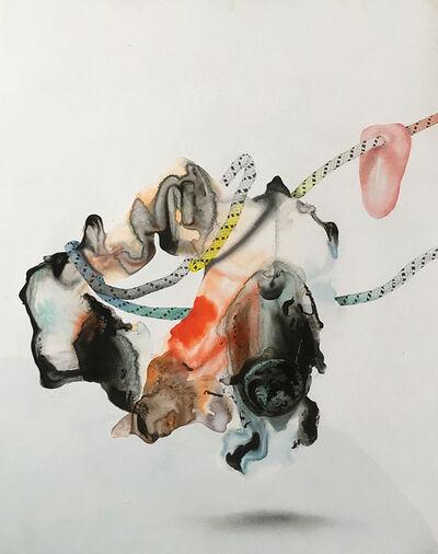 Benedikt Hipp, 'Ocean's Crust (Calderit)', 2019