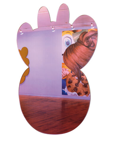 Jeff Koons, 'Cow (Lilac)', 1999