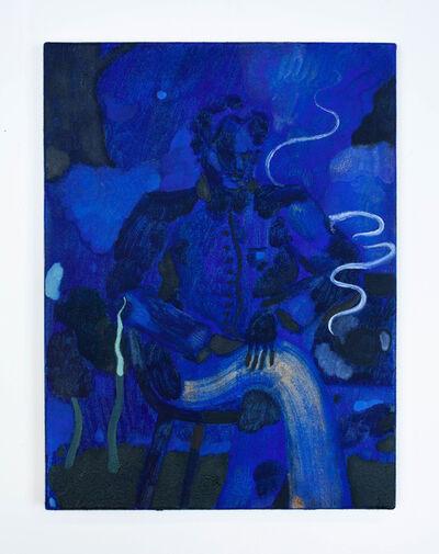James Owens, 'Portrait of a Patient Gentleman', 2021