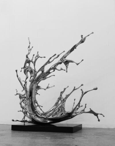 Zheng Lu 郑路, 'Airily Surging', 2019