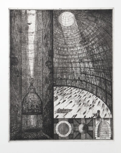 Brodsky & Utkin, 'Contemporary Architectural Art Museum ', 1990